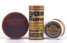 The first Eucerin range.