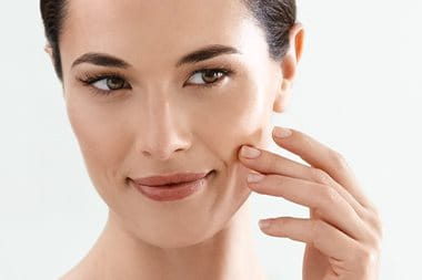 Signs of aging: fine lines and wrinkles