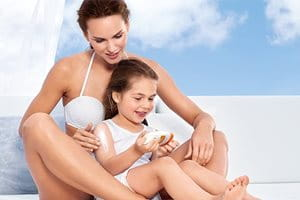 Sun protection for babies and children from Eucerin