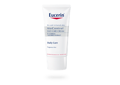 eucerin atocontrol face care cream dry and irritated skin. Black Bedroom Furniture Sets. Home Design Ideas