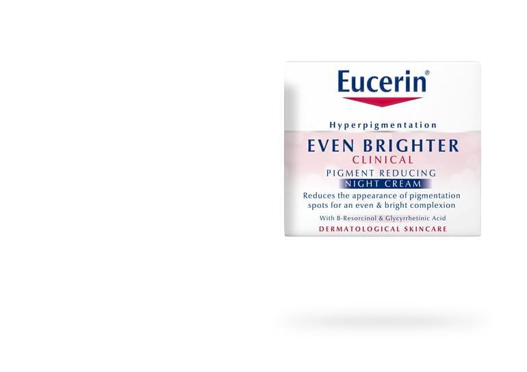 eucerin even brighter night cream hyperpigmentation. Black Bedroom Furniture Sets. Home Design Ideas