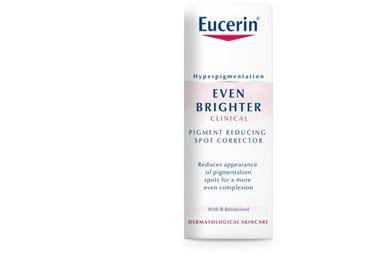 eucerin even brighter spot corrector. Black Bedroom Furniture Sets. Home Design Ideas