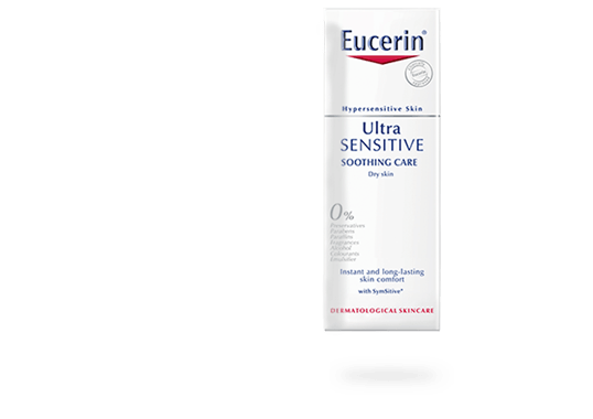 Eucerin UltraSENSITIVE Soothing Care