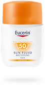 Eucerin Sun Fluid Sensitive Protect SPF 50+