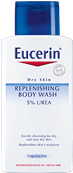 Eucerin Replenishing Body Wash 5% Urea