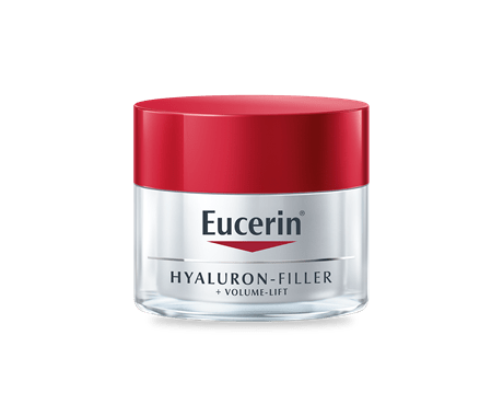 Eucerin day cream with peptides for dry skin
