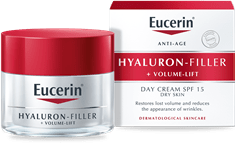Eucerin Volume-Filler Day Cream for dry skin