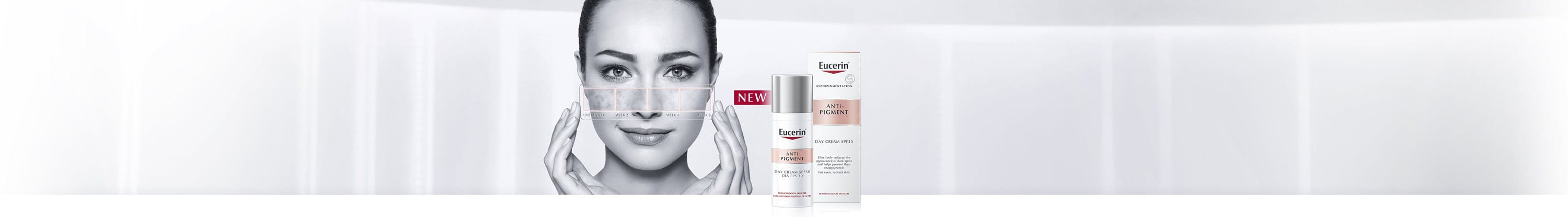 Eucerin Anti-Pigment For Hyperpigmentation and Uneven Skin Home Stage Teaser