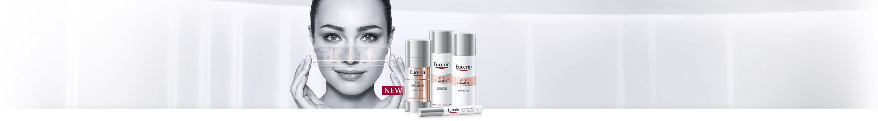 Uncover Anti-Pigment with Eucerin