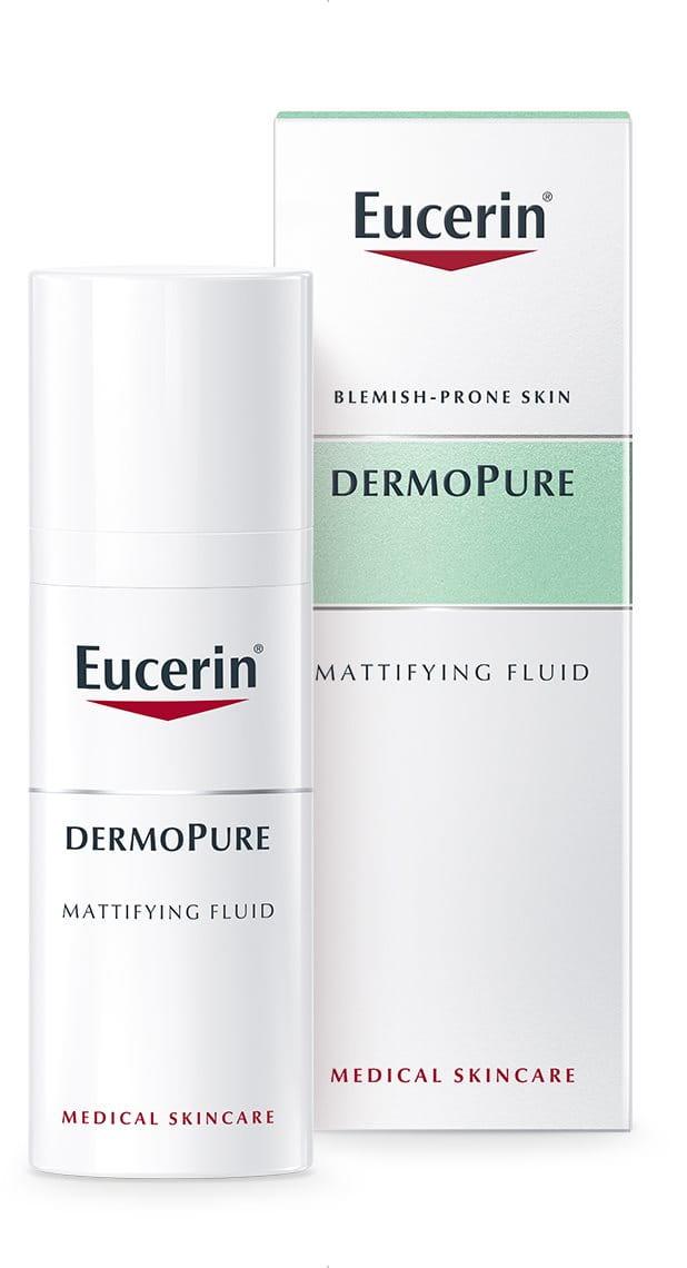 Eucerin Dermo Purifyer Mattifying Cream