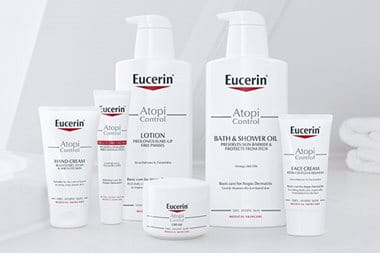 Eczema relief Eucerin: best eczema treatment