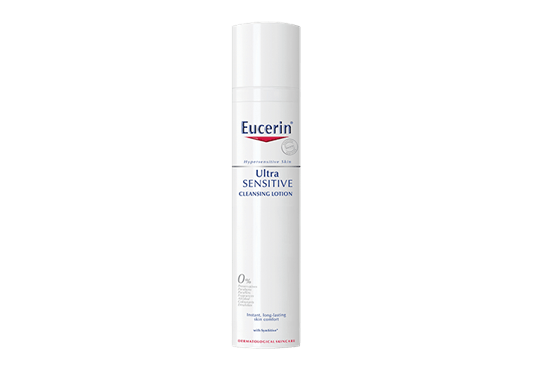 Eucerin UltraSensitive Cleansing Lotion