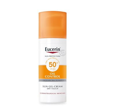 Image result for Eucerin Sun Gel-Cream Oil Control Dry Touch SPF 30