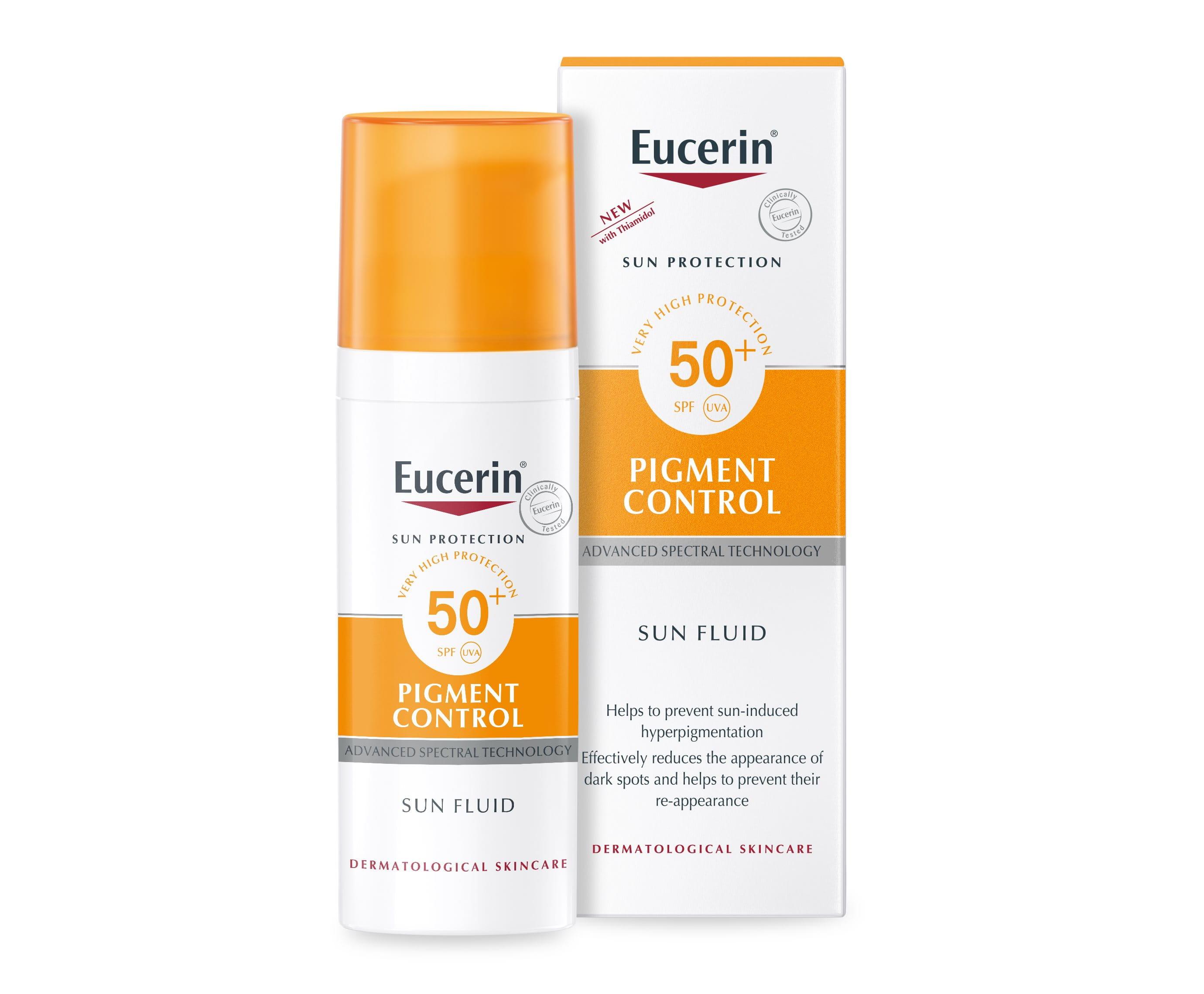 97909385de9d Sun Fluid Pigment Control SPF 50+   Facial sunscreen to prevent sun ...
